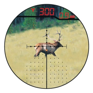 Burris Eliminator Reticle